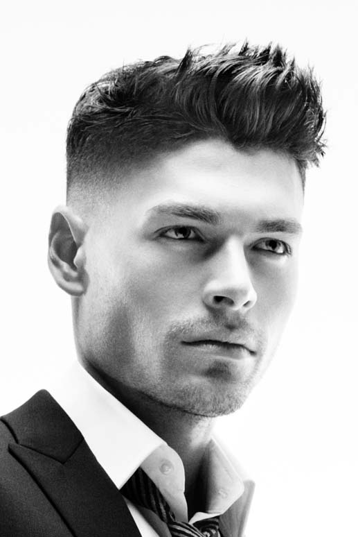 Fine Pompadour Haircuts Hairstyle Archives Short Hairstyles Gunalazisus