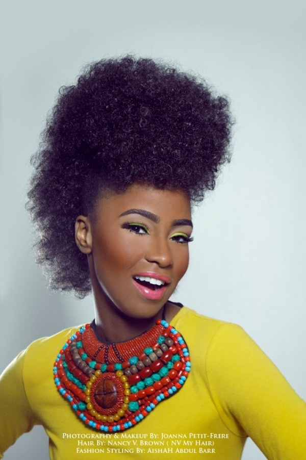 Popular Afro Hairstyles - Hairstyle Archives