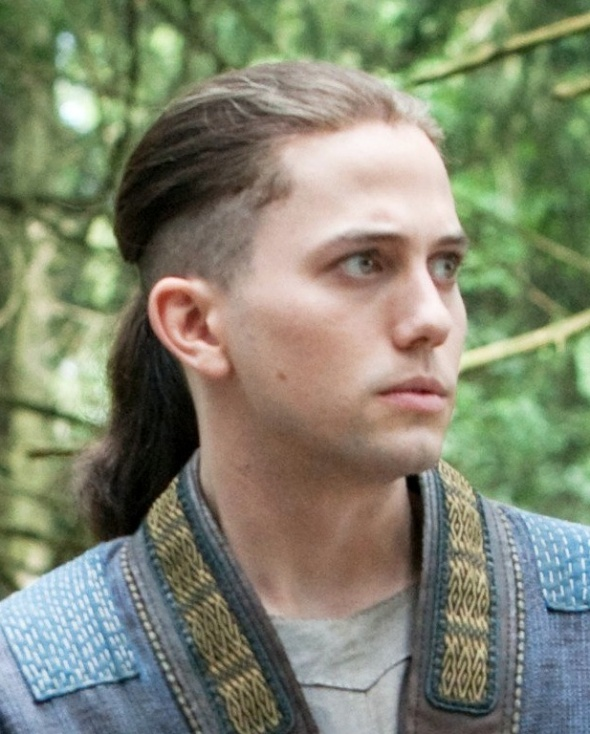 Ponytail Haircuts For Men Hairstyle Archives