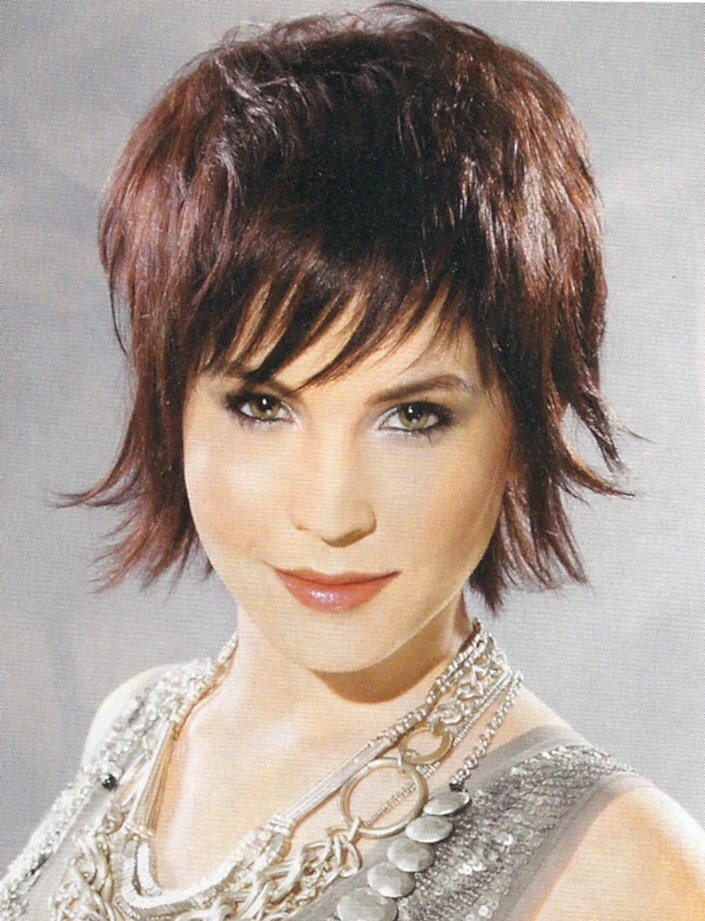 hair cuts styles shag hairstyles wallpaper hairstyle archives 8850
