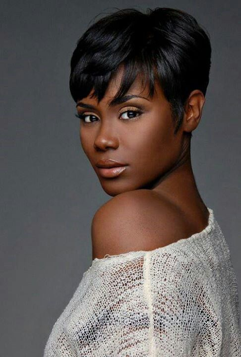 Short Hairstyles For Black Women - Hairstyle Archives