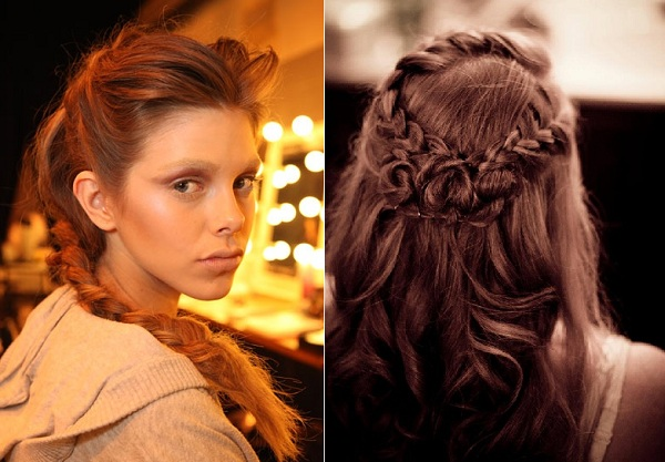 Messy Hairstyles For Girls Hairstyle Archives