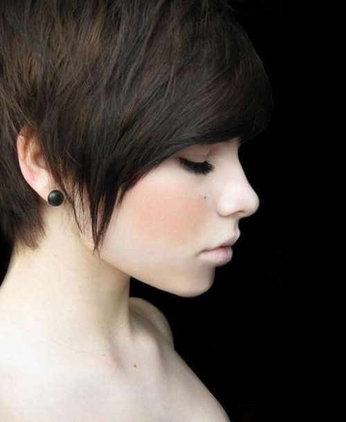 Beautiful Pixie Haircuts Hairstyle Archives