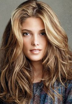 Brown hair with blonde highlights hairstyle archives pmusecretfo Image collections