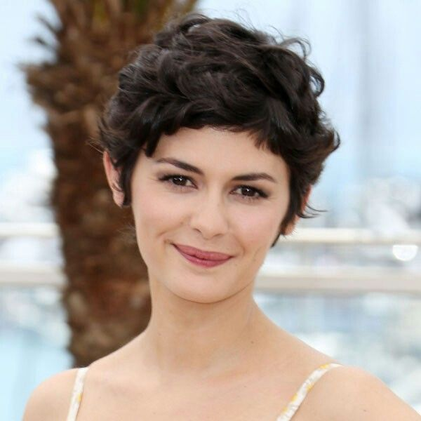 Pixie Haircut For Curly Hair Hairstyle Archives