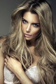 Blonde highlights on brown hair hairstyle archives pmusecretfo Images
