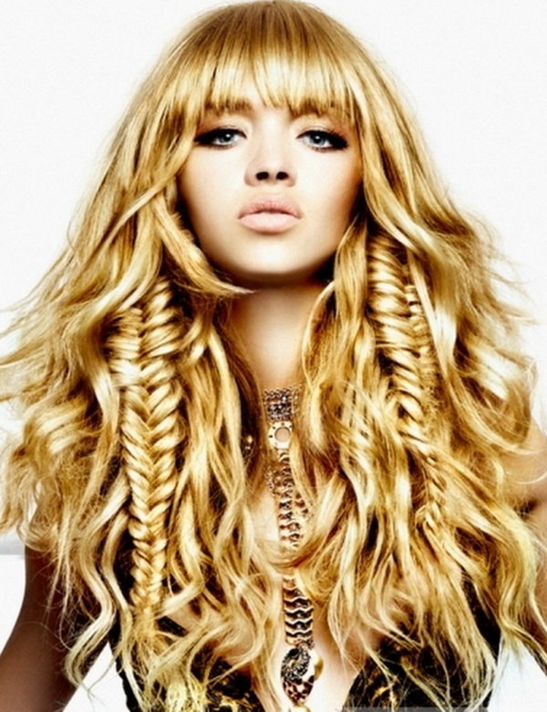 Cute Hairstyle For Girls With Long Hair Hairstyle Archives