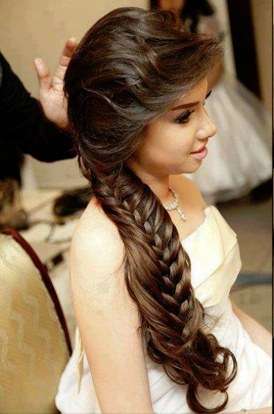 Graduation Hairstyle For Long Hair : Graduation hairstyle for long hair archives