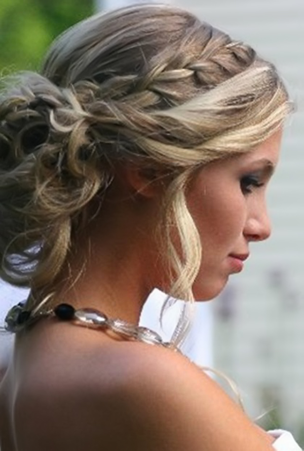 Fantastic Prom Hairstyle For Long Hair Updos Hairstyle Archives Short Hairstyles Gunalazisus