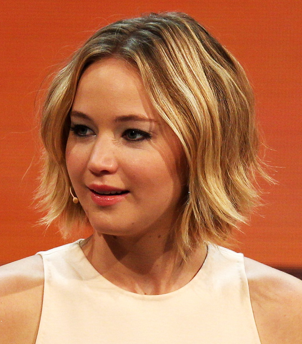 Great Hairstyles : Jennifer Lawrence looks great with short hair!