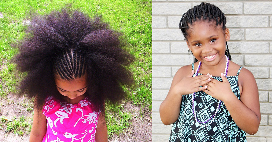 Little Black Girls Hairstyles Hairstyle Archives