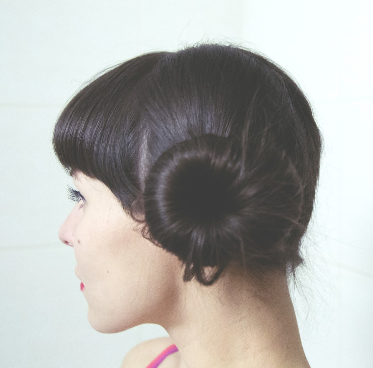 Side-Bun-Hairstyle-for-Women-2016