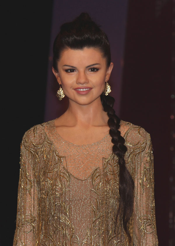 Braided Hairstyle for Long Brown Hair