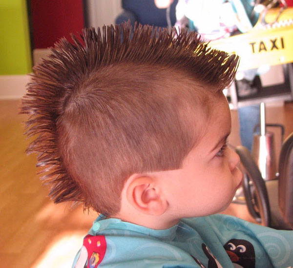 Short Mohawk Hairstyle For Boys Hairstyle Archives