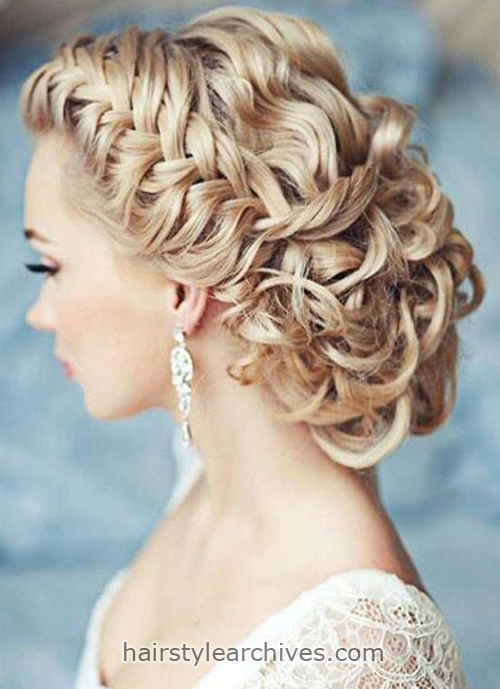 Long Hairstyle Updo
