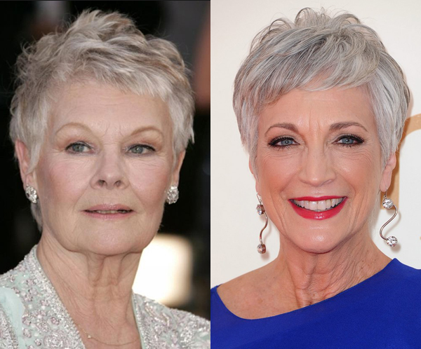 Short Haircuts For Women Over 60 Hairstyle Archives