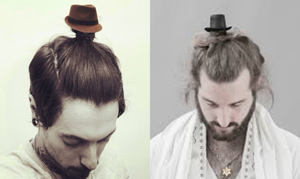 Man Bun Fedora Hairstyle Archives