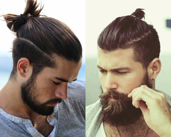 Man Bun Hairstyle Hairstyle Archives