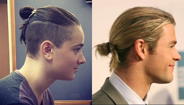 Man Bun Styles Hairstyle Archives