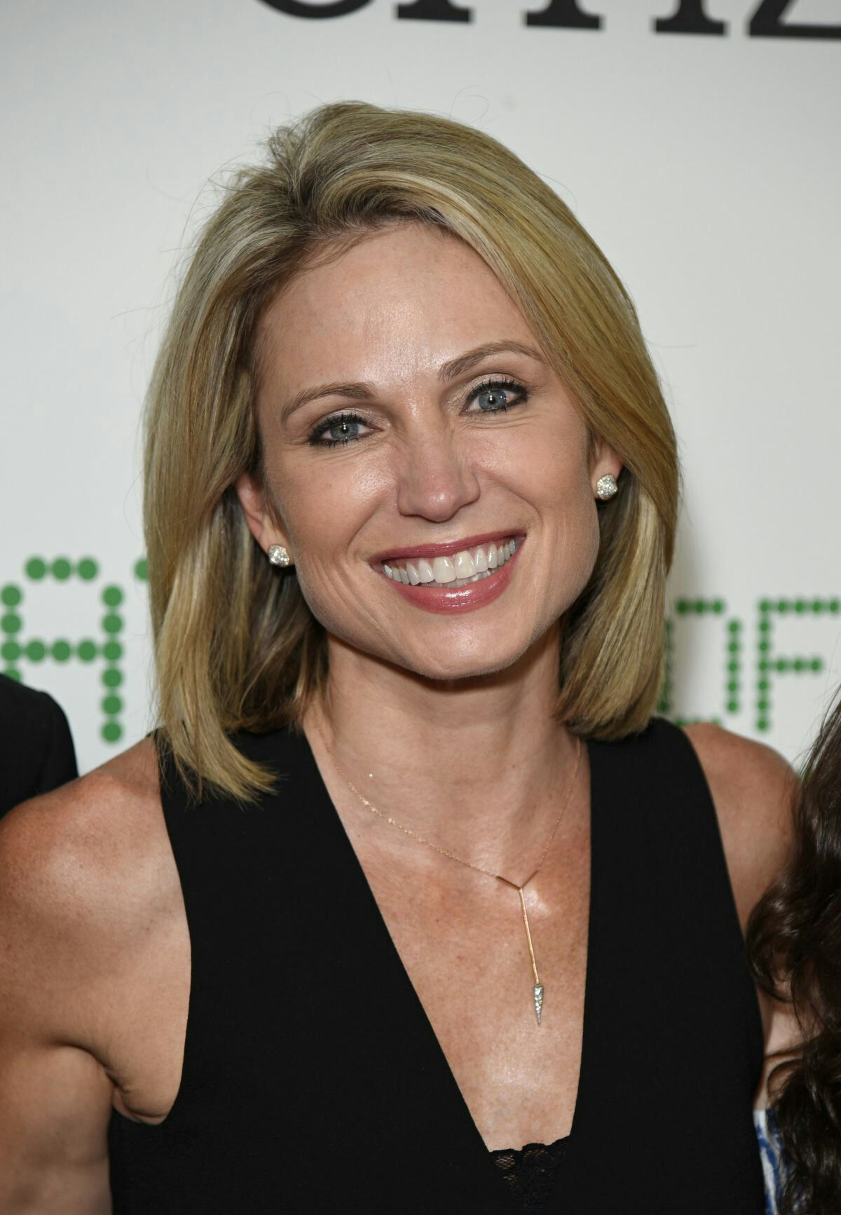 Amy Robach Hairstyle Pictures