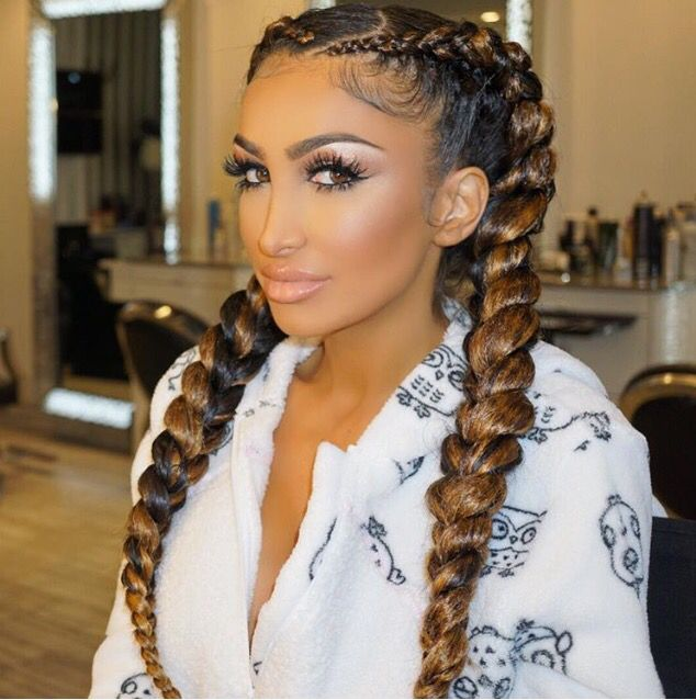 Angel Brinks Hairstyle Pictures