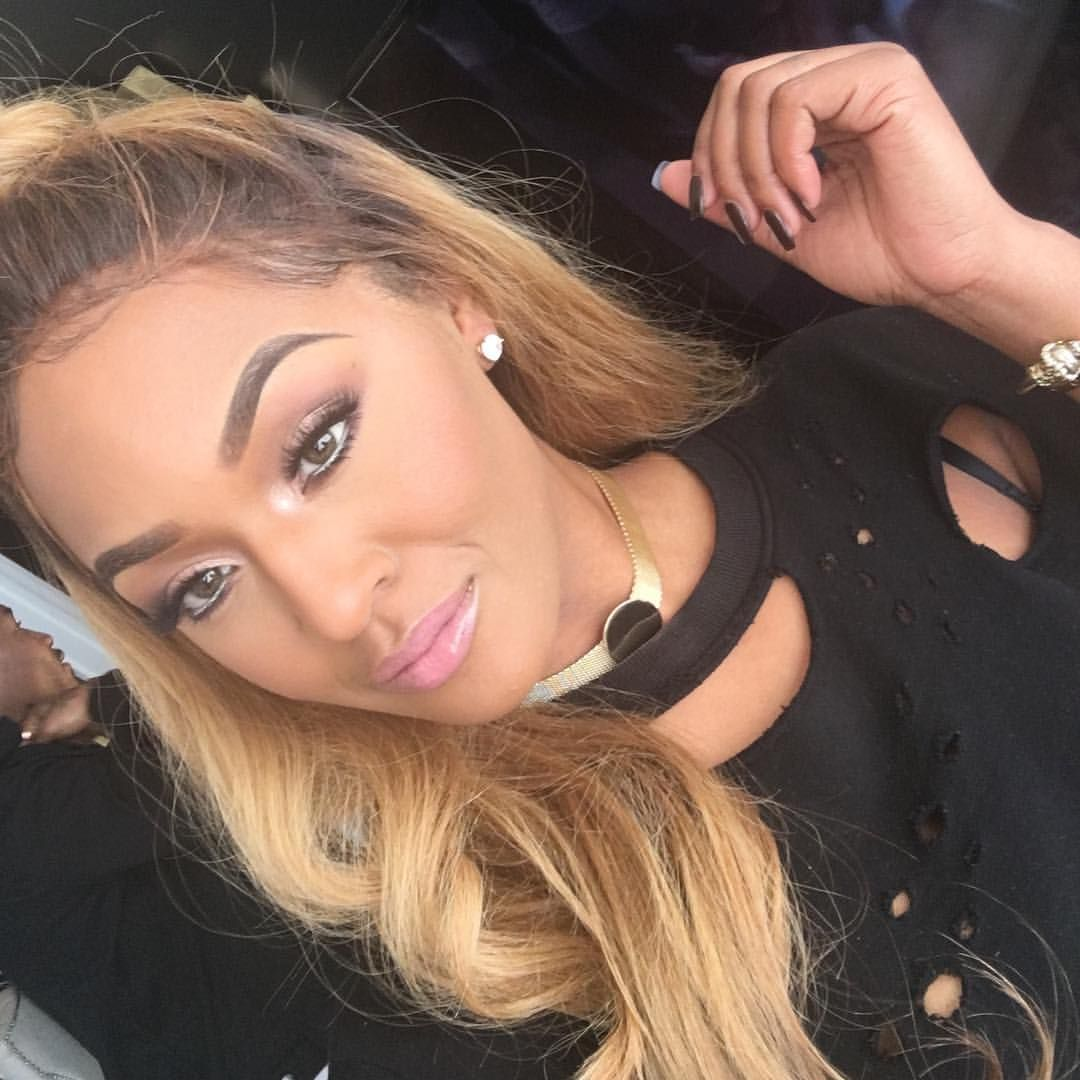 Brandi Maxiell Hairstyle Pictures