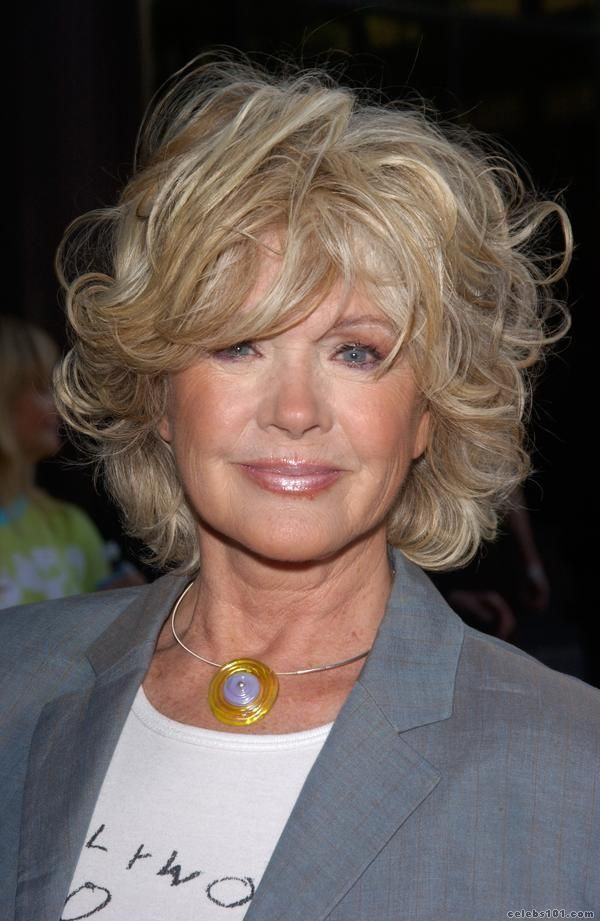 Connie Stevens Hairstyle Pictures
