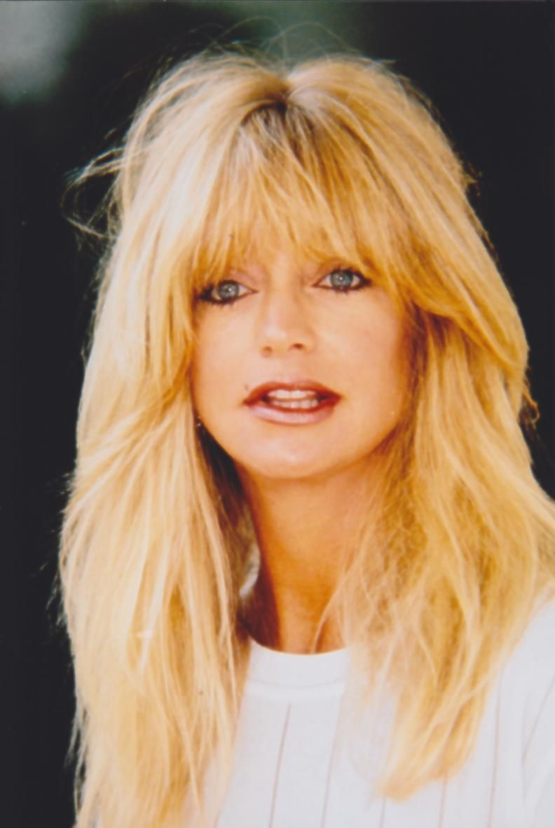 Goldie Hawn Hairstyle Pictures