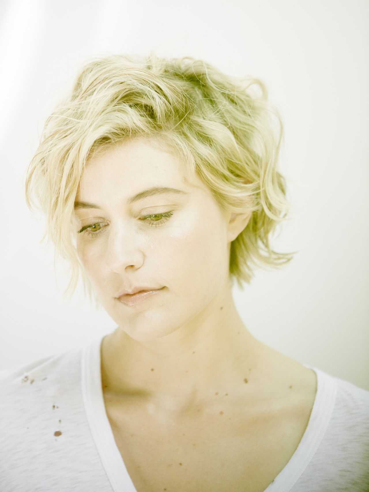 Greta Gerwig Hairstyle Pictures
