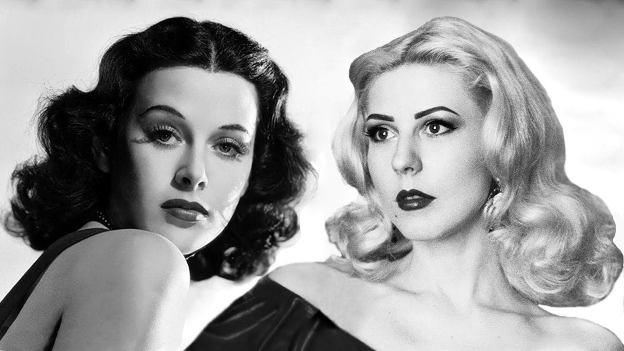Hedy Lamarr Hairstyle Pictures