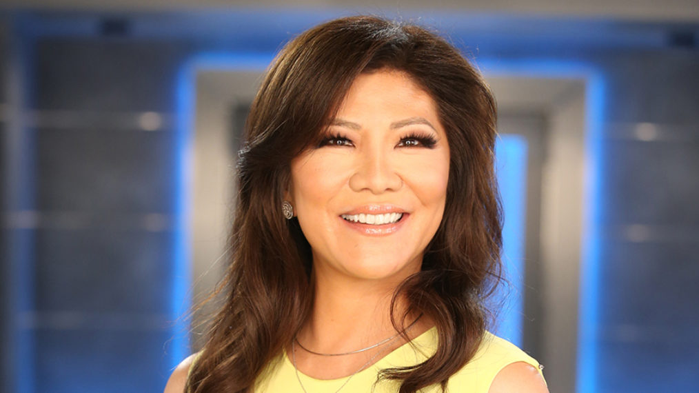 Julie Chen Hairstyle Pictures