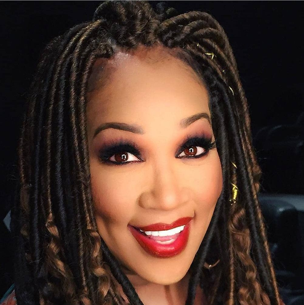 Kym Whitley Hairstyle Pictures