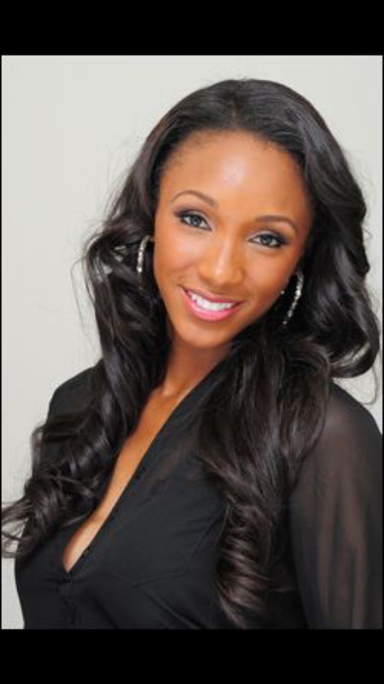 Maria Taylor Hairstyle