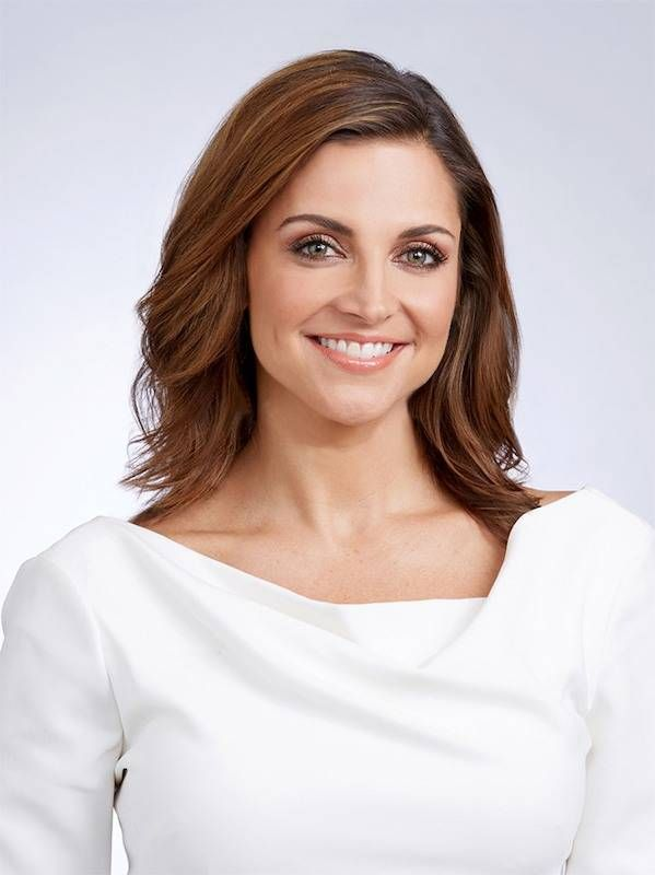 Paula Faris Hairstyle Pictures