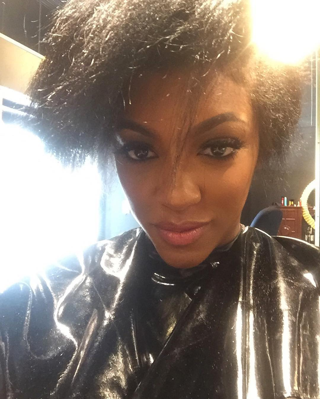 Porsha Williams Hairstyle Pictures