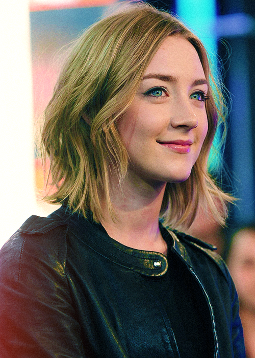 Saoirse Ronan Hairstyle Pictures
