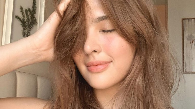 Sofia Andres Hairstyle