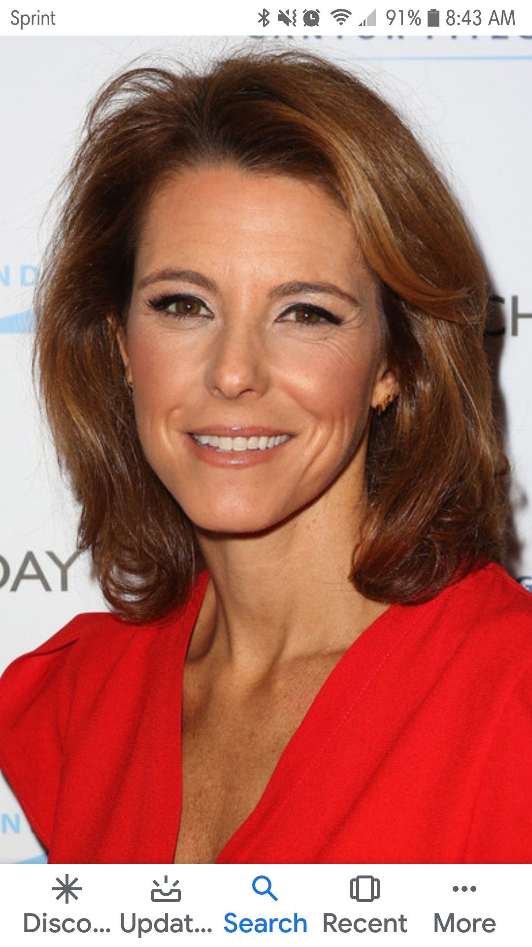 Stephanie Ruhle Hairstyle Pictures