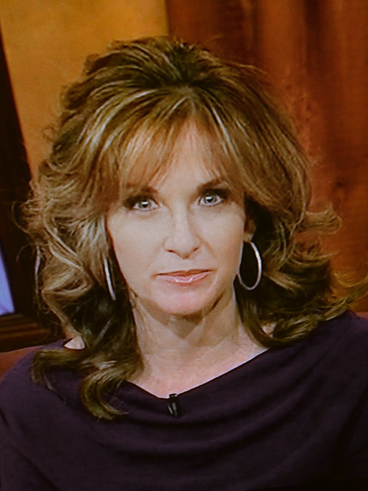 Suzy Kolber Hairstyle Pictures