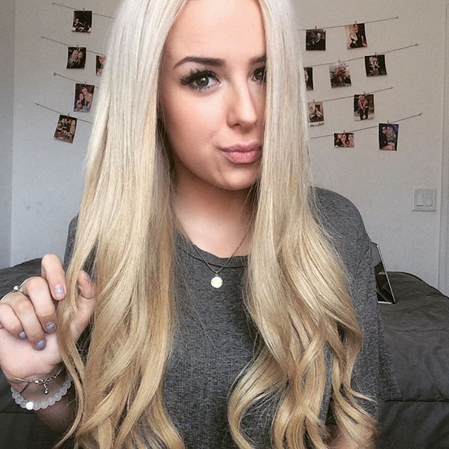 Tana Mongeau Hairstyle Pictures